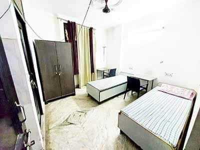 Girls pg New Ashok Nagar
